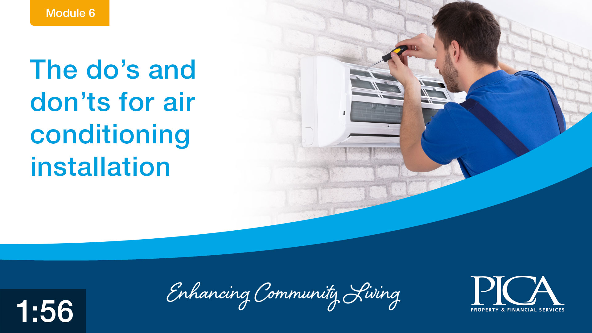 The do's and don'ts for air conditioning installation