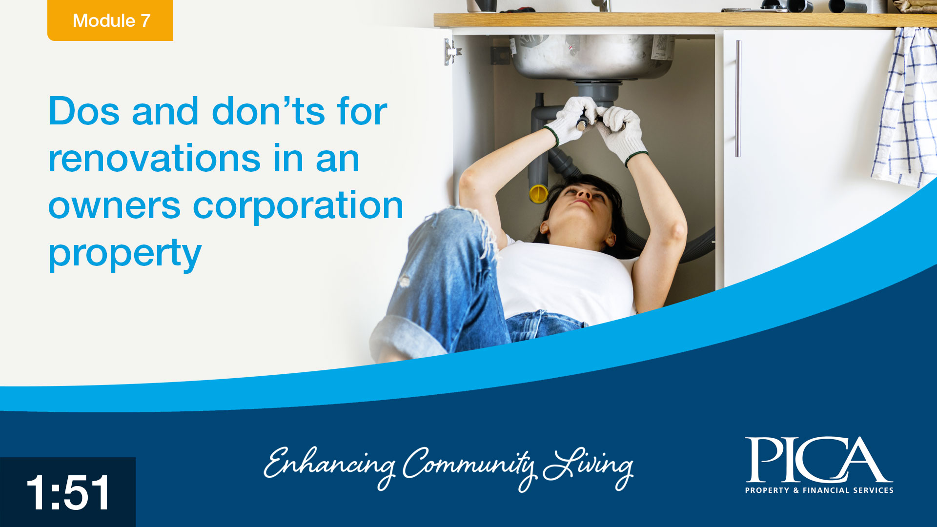 Dos and don'ts for renovations in a owners corporation property